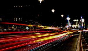 Route lumières DLT