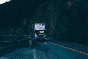 transport marchandises de nuit